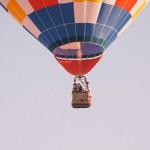 Carrie + Allison: Hot Air Balloon Elopement: Des Moines, Iowa: 2010
