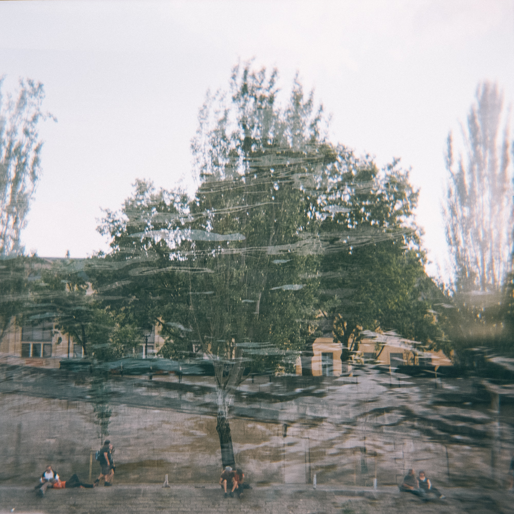 J Wiley Photography Paris France Holga Film Double Exposure Photography-11