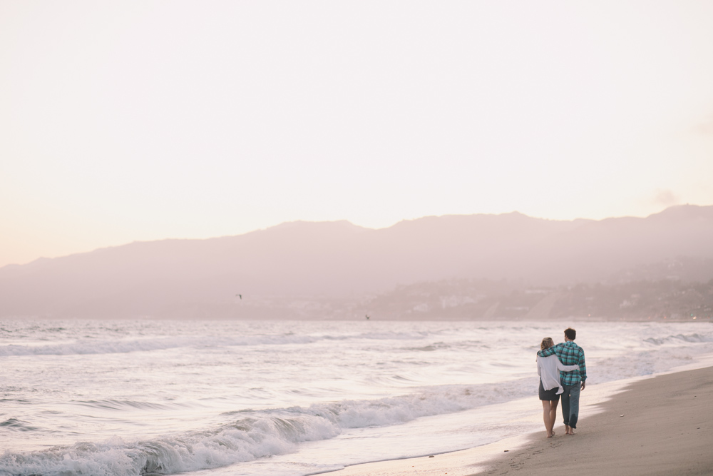 J Wiley Photography Santa Monica Engagement Photographer Wedding Photography DIY Offbeat Dog Puppy Indie Romantic Fun Candid Los Angeles Beach Pier-1148
