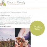 J Wiley Photography Featured on Limn & Lovely