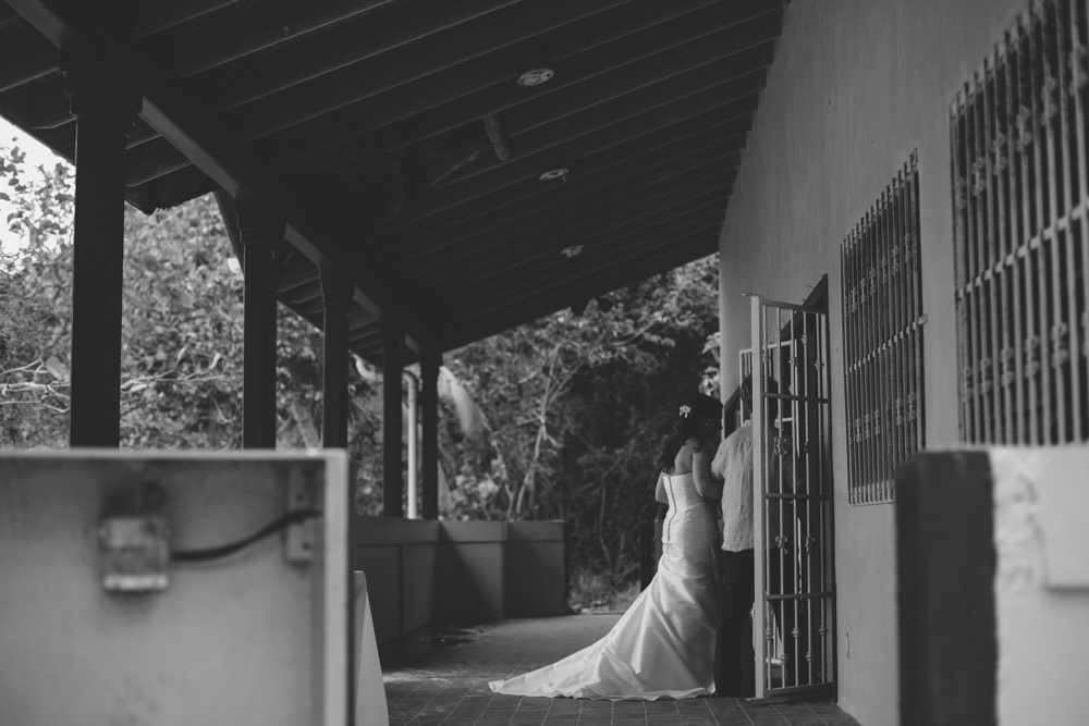 J Wiley Los Angeles Destination Wedding Photographer St John Virgin Islands wedding photography tropical sunset Oppenheimer beach travel fun DIY offbeat coral mismatched dresses first look handmade-6419