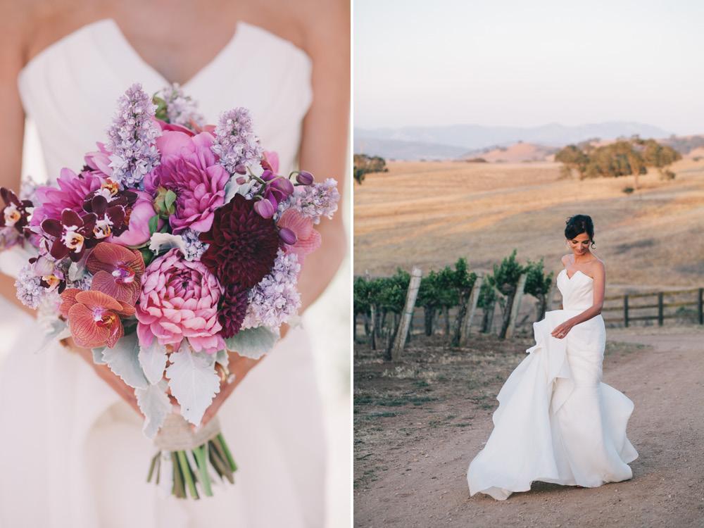 santa barbara wedding photographer gainey vineyard wedding reception saint barbara greek orthodox los angeles winery -13