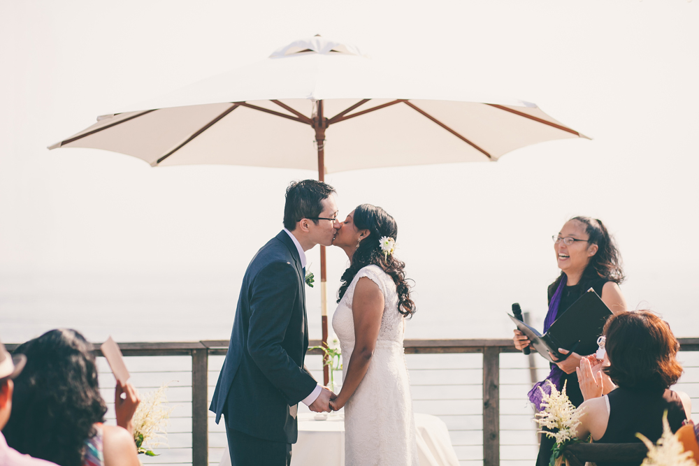 J Wiley Photography Crystal Cove Wedding Photographer Los Angeles Santa Barbara Beach Flowers Bohemian Candid Offbeat DIY Indie-14