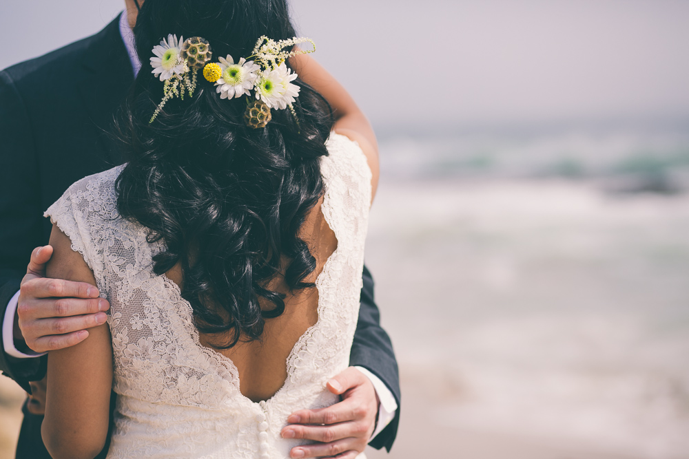 J Wiley Photography Crystal Cove Wedding Photographer Los Angeles Santa Barbara Beach Flowers Bohemian Candid Offbeat DIY Indie-5