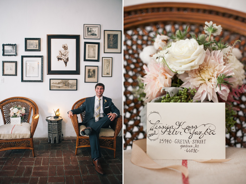 J Wiley Photography Los Angeles Wedding Photographer Carondelet House Downtown Urban DIY Indie Nontraditional Mismatched Library Books-403