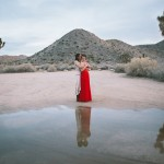 Shannon + Susie: An Indie Elopement Desert Wedding: Joshua Tree