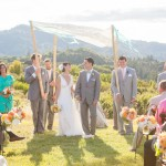 Carrie + Sean: Rustic, Eco-Chic, Mayacamas Ranch Destination Wedding: Calistoga, CA