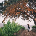 Aline + Brian: St. Barbara Greek Orthodox Church + Gainey Vineyard, Santa Ynez