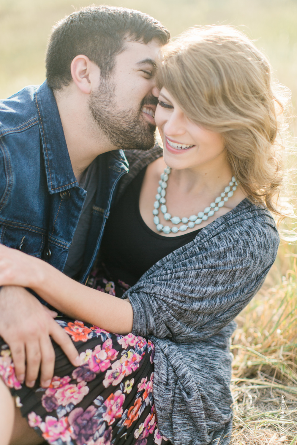 malibu engagement photography los angeles wedding photographer candid indie field mountains wildflowers-1090