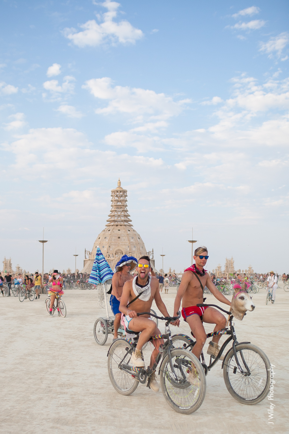 burning man 2014 caravansary art car playa temple-16