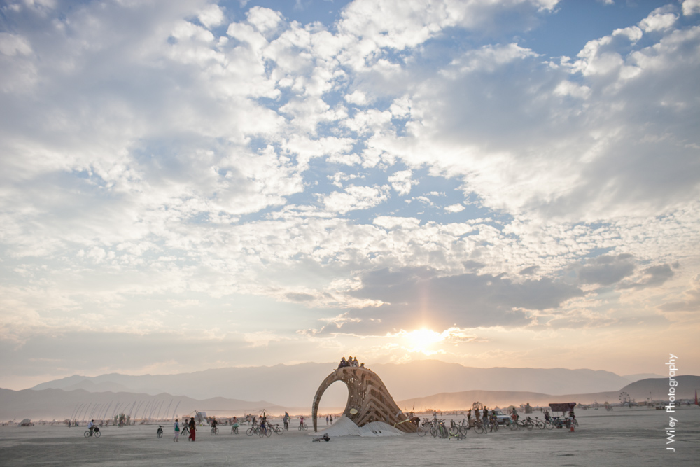 burning man 2014 caravansary art car playa temple-19