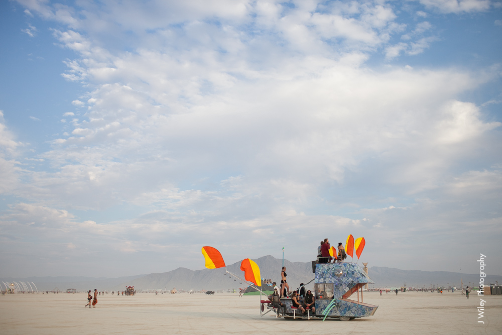 burning man 2014 caravansary art car playa temple-7