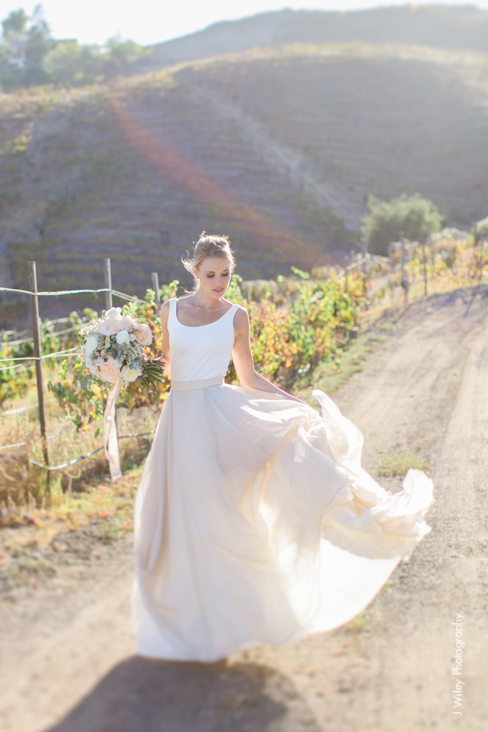 j wiley rustic whimiscal saddlerock ranch vineyard wedding malibu neutral gold mountains-1284