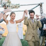 Cady + Page: Vineyard Wedding at Saddlerock Ranch: Malibu Wedding Photographer