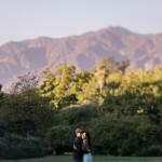 Karren + David: Arboretum + Botanical Gardens: Los Angeles Engagement Photography