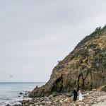 Ashley + Ryan: Point Dume Beach Elopement Photographer: Malibu, CA