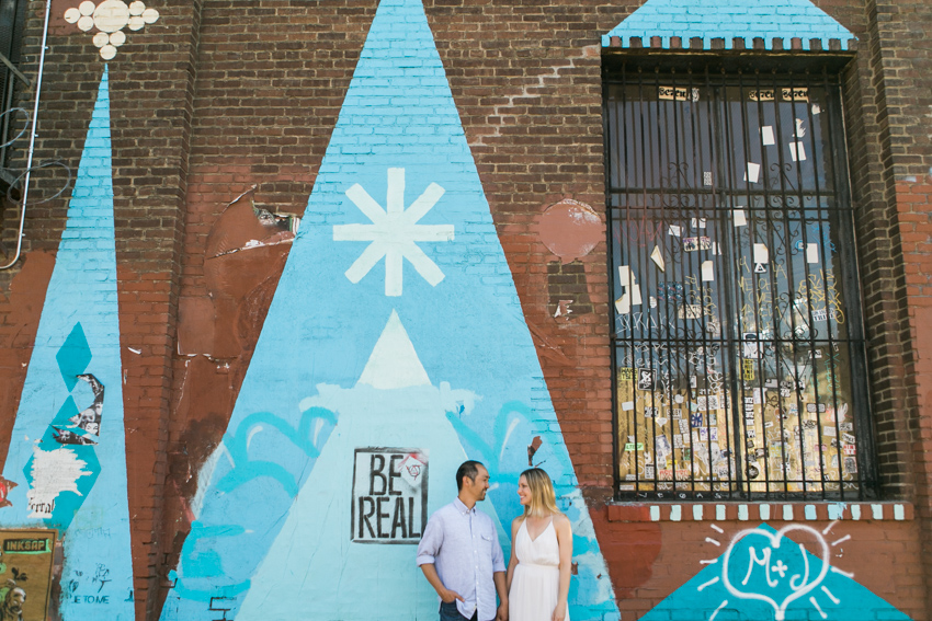 Downtown Los Angeles Wedding Photographer Arts District Industrial Hipster Murals-7460