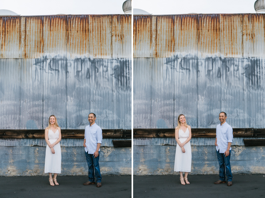 Downtown Los Angeles Wedding Photographer Arts District Industrial Hipster Murals1