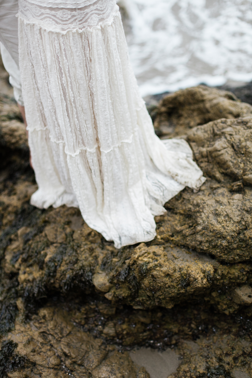 El Matador Beach Wedding Photographer Engagement Los Angeles Boho Bohemian Hipster-1019