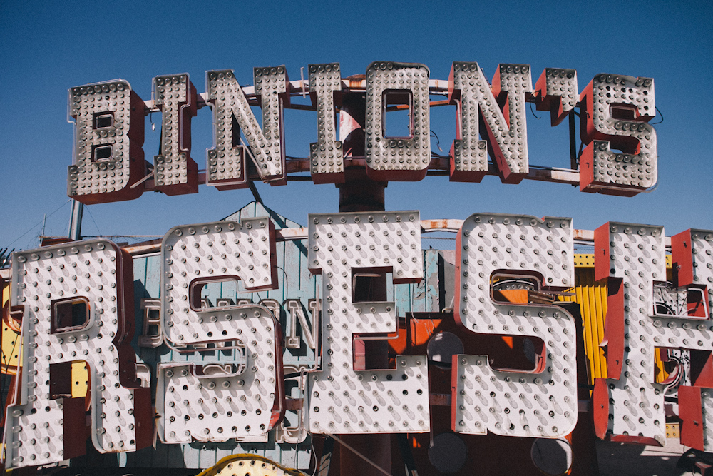 J Wiley Photography rural countryside pastoral pasture urban gritty landscape las vegas neon sign boneyard roadtrip mountains sunlight-2658