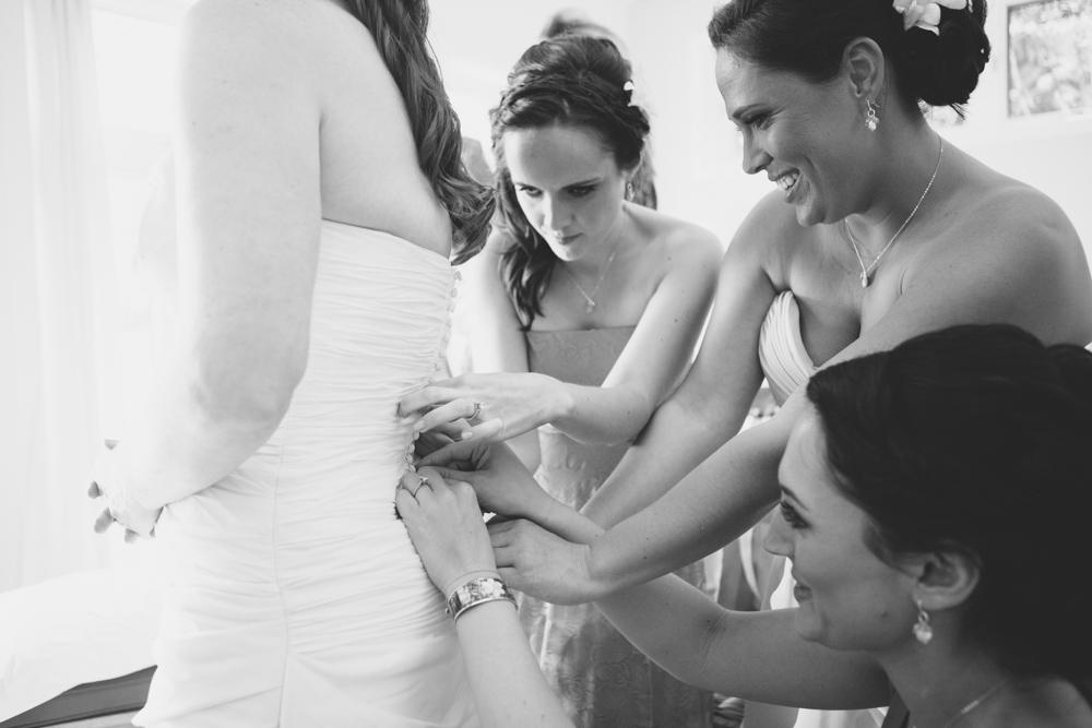 J Wiley Los Angeles Destination Wedding Photographer St John Virgin Islands wedding photography tropical sunset Oppenheimer beach travel fun DIY offbeat coral mismatched dresses first look handmade-6097