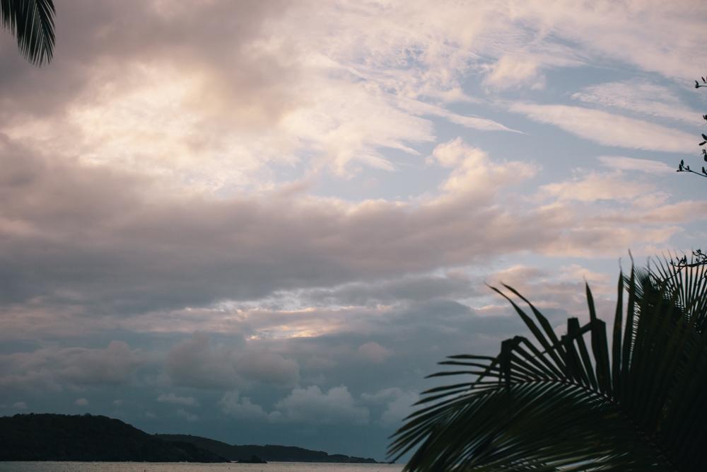 J Wiley Los Angeles Destination Wedding Photographer St John Virgin Islands wedding photography tropical sunset Oppenheimer beach travel fun DIY offbeat coral mismatched dresses first look handmade-6274