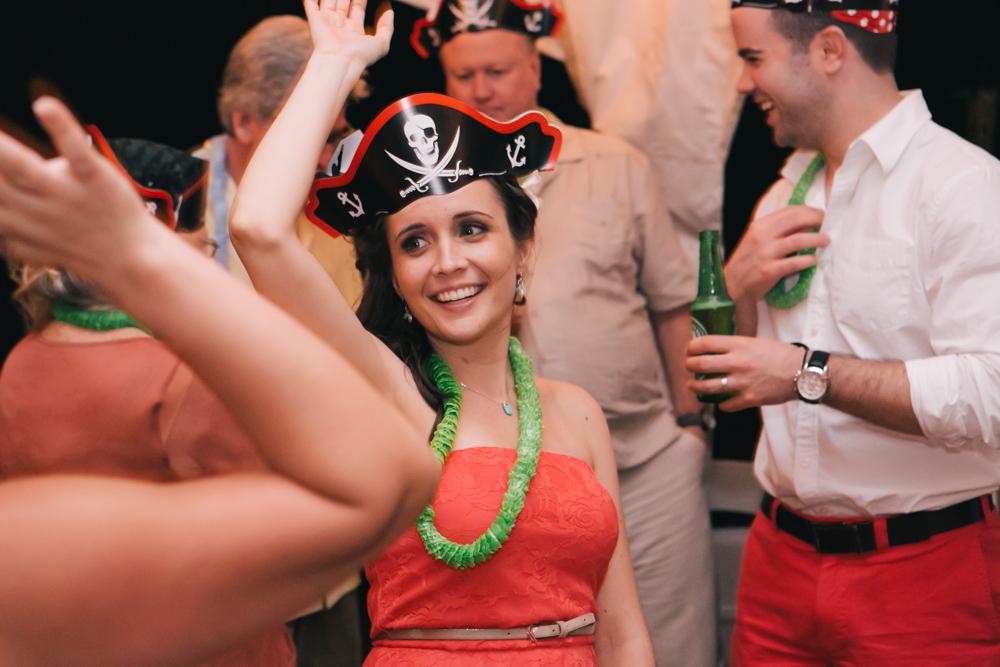 J Wiley Los Angeles Destination Wedding Photographer St John Virgin Islands wedding photography tropical sunset Oppenheimer beach travel fun DIY offbeat coral mismatched dresses first look handmade-6809