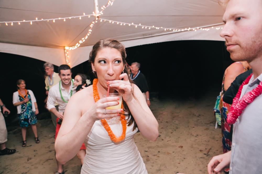 J Wiley Los Angeles Destination Wedding Photographer St John Virgin Islands wedding photography tropical sunset Oppenheimer beach travel fun DIY offbeat coral mismatched dresses first look handmade-6872