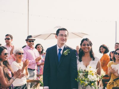 Pooja + Kimi: A Multicultural Wedding in Crystal Cove: Los Angeles Wedding Photographer