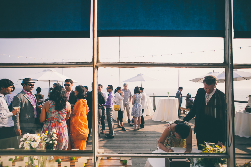 J Wiley Photography Crystal Cove Wedding Photographer Los Angeles Santa Barbara Beach Flowers Bohemian Candid Offbeat DIY Indie-20