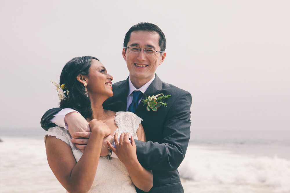 J Wiley Photography Crystal Cove Wedding Photographer Los Angeles Santa Barbara Beach Flowers Bohemian Candid Offbeat DIY Indie-4