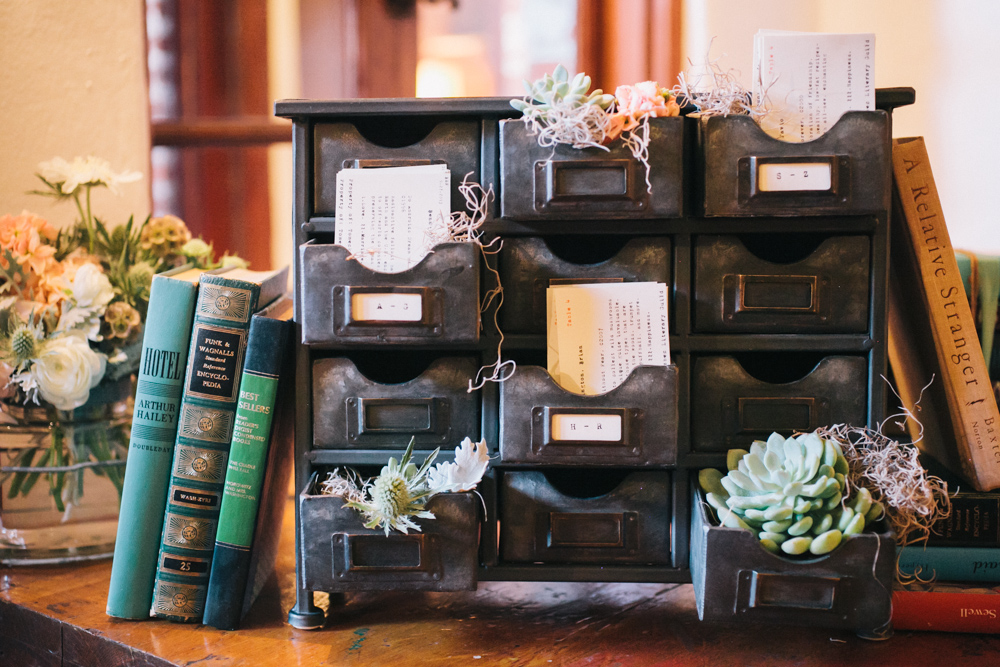 J Wiley Photography Los Angeles Wedding Photographer Carondelet House Downtown Urban DIY Indie Nontraditional Mismatched Library Books-1586