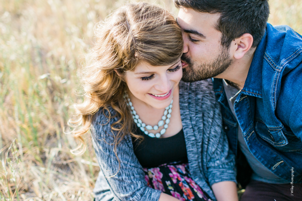 malibu engagement photography los angeles wedding photographer candid indie field mountains wildflowers-1083