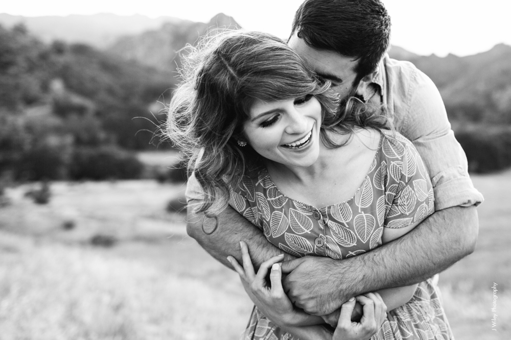 malibu engagement photography los angeles wedding photographer candid indie field mountains wildflowers-1136