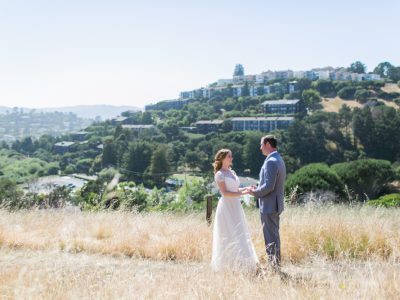 Greta + Brent: Old St. Hilary's Wedding, Nautical Yacht Club Reception: San Francisco Wedding Photographer