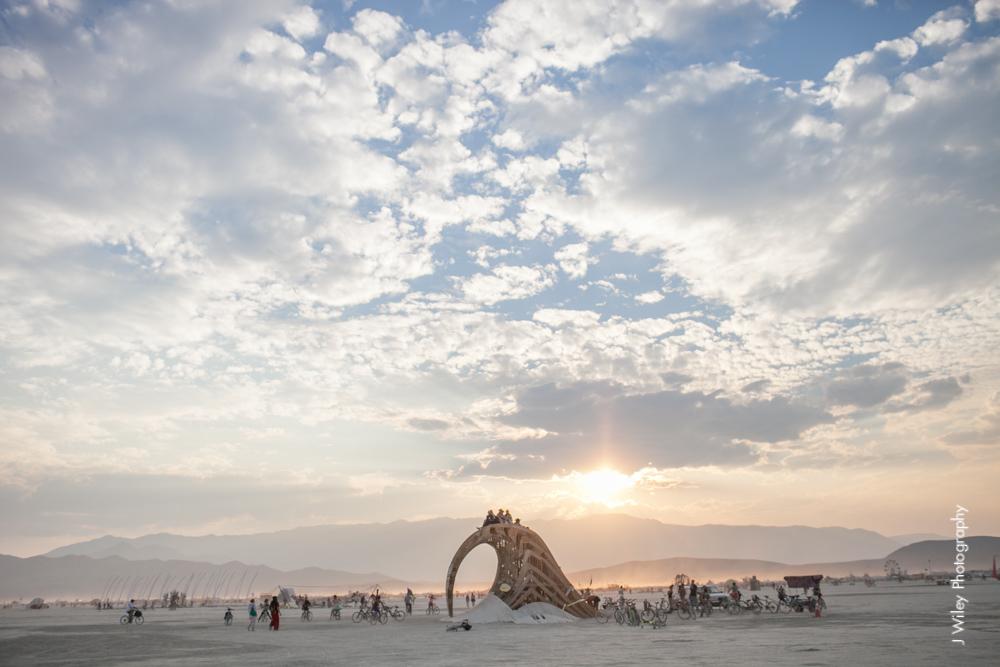 burning man 2014 caravansary art car playa temple-19