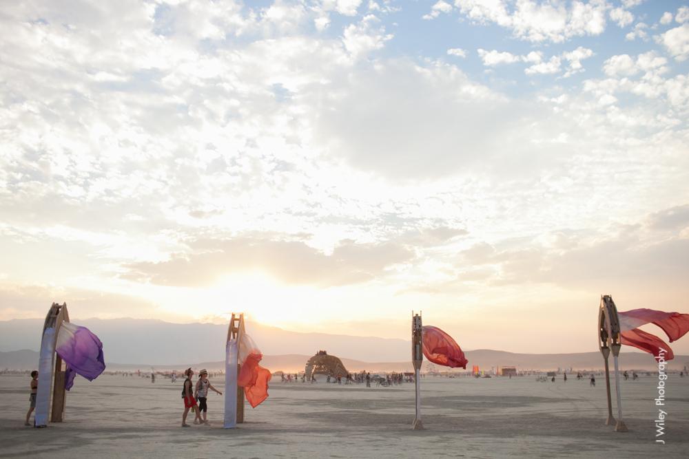 burning man 2014 caravansary art car playa temple-21