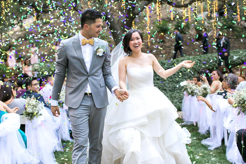 calamigos ranch malibu wedding pink confetti first look ferris wheel-1437