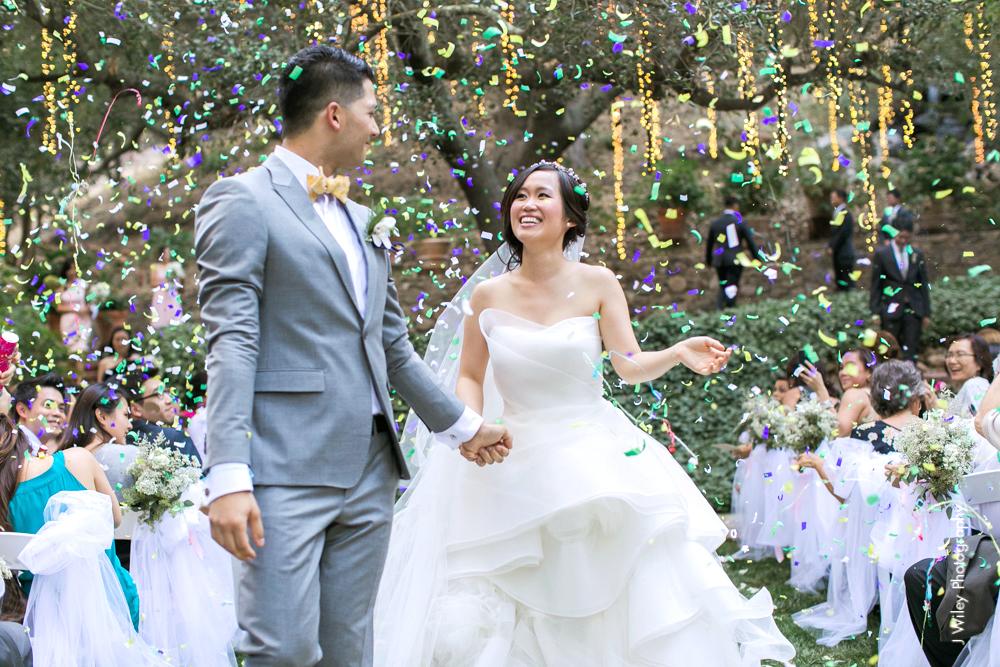 calamigos ranch malibu wedding pink confetti first look ferris wheel-1440