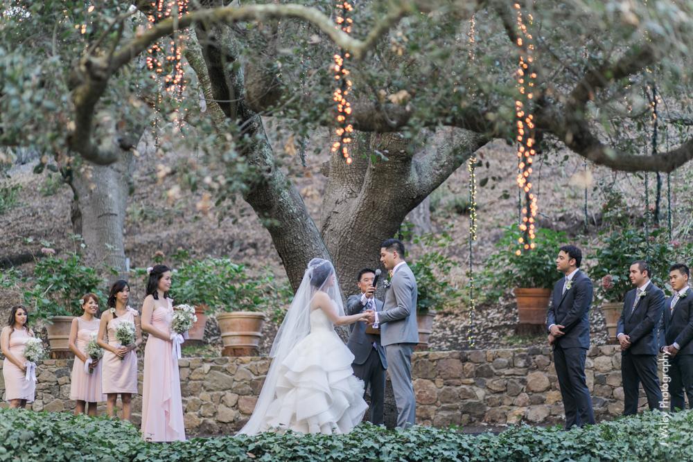 calamigos ranch malibu wedding pink confetti first look ferris wheel-1362