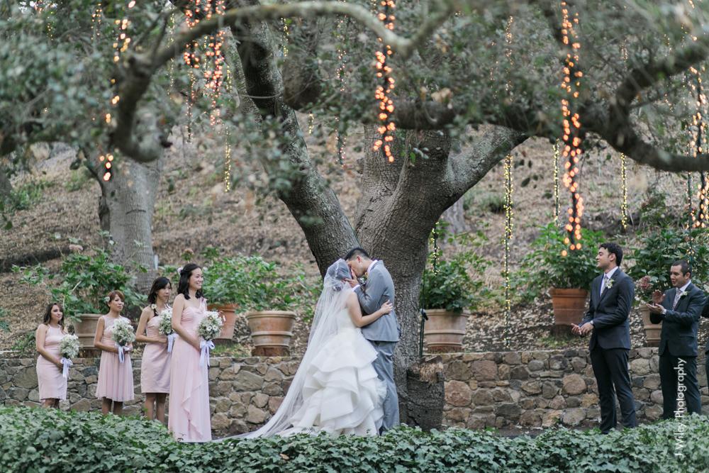 calamigos ranch malibu wedding pink confetti first look ferris wheel-1416