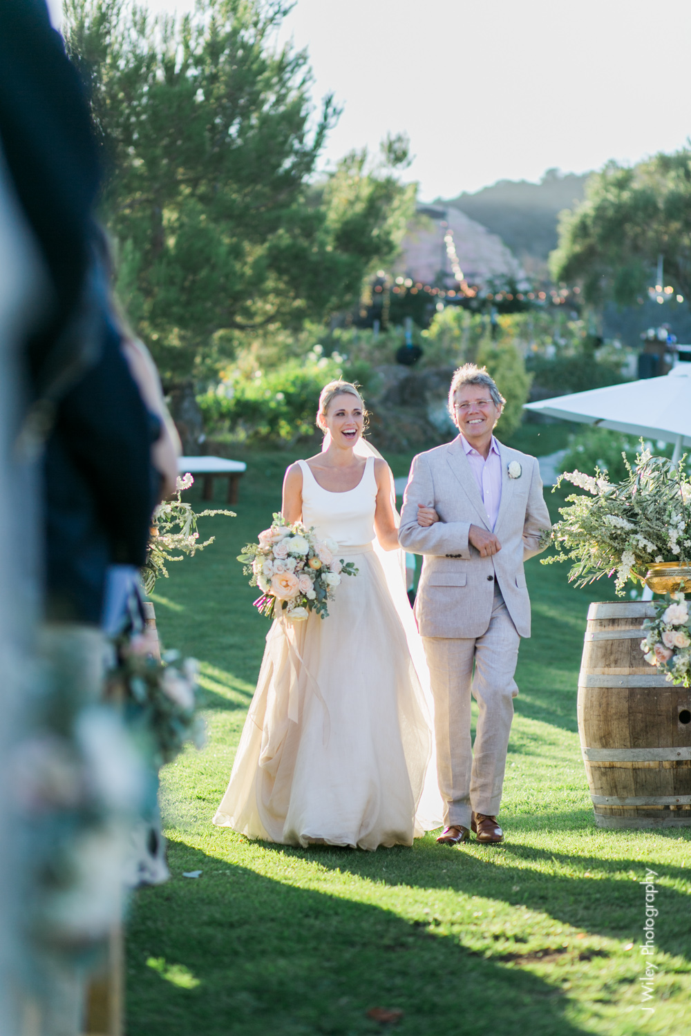 j wiley rustic whimiscal saddlerock ranch vineyard wedding malibu neutral gold mountains-1375