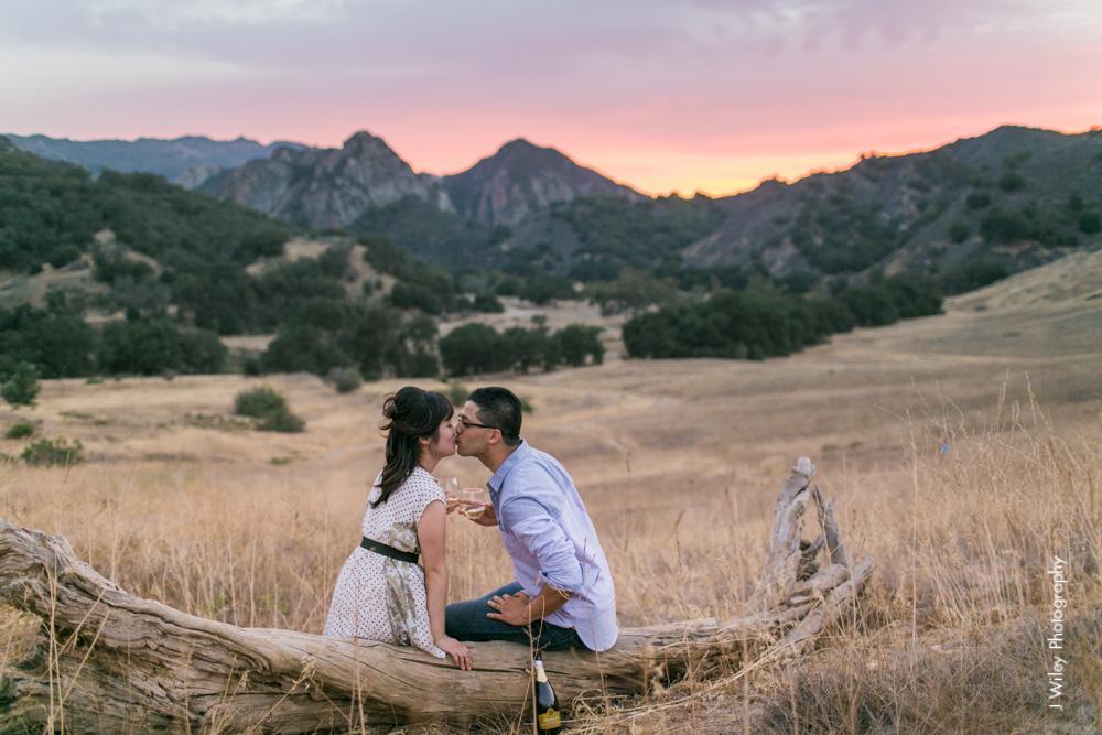 los angeles candid wedding photographer malibu engagement photography-1090