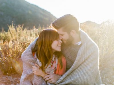 Emily + Spencer: Angeles National Forest: Los Angeles Engagement Photographer