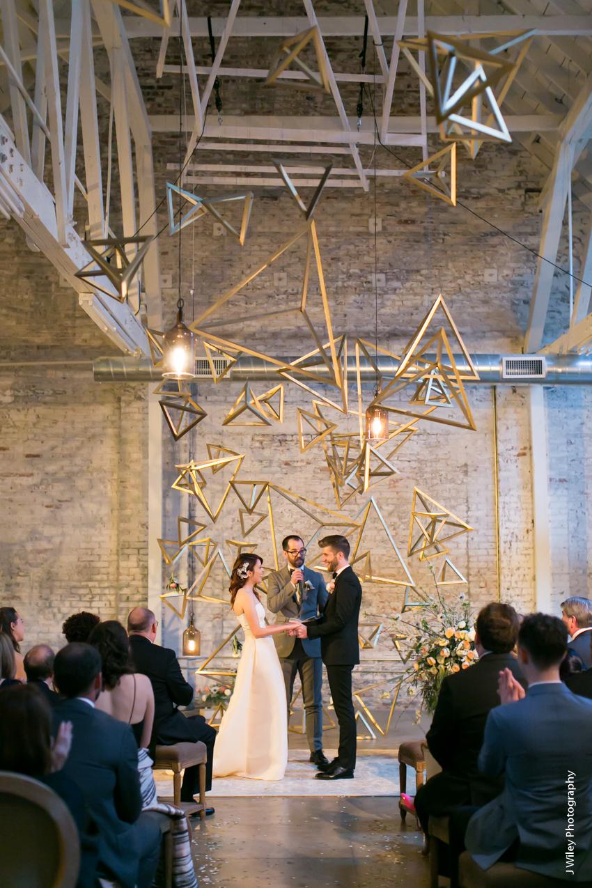 HNYPT Wedding Downtown Los Angeles Wedding Photographer Urban Industrial Warehouse Hipster Geometric-1741