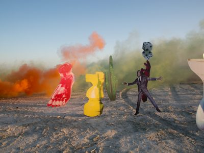 Bombay Beach Biennale: Salton Sea Art Festival