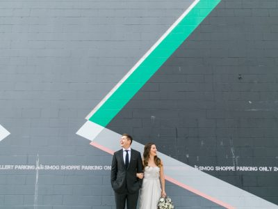 Kirsten + Kevin, Part I: Smog Shoppe: Los Angeles Documentary Wedding Photographer