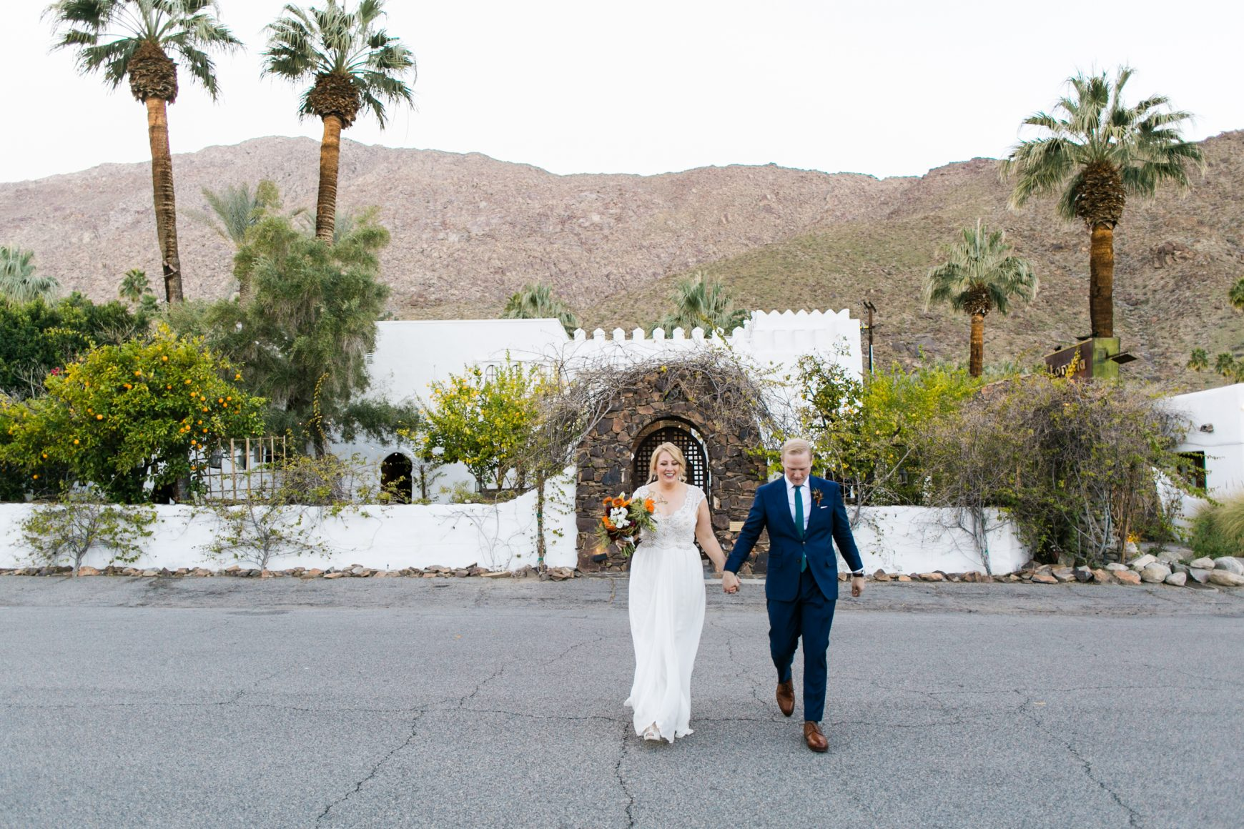 palm springs wedding photographer korakia pensione